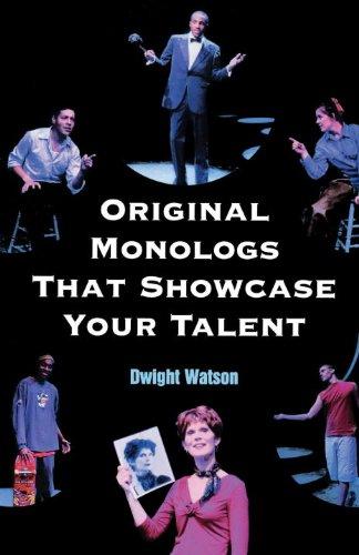 9781581154252: Original Monologs That Showcase Your Talent