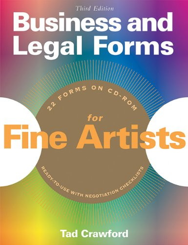 9781581154283: Business And Legal Forms for Fine Artists (3rd Edition)