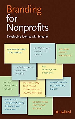 9781581154344: Branding for Nonprofits