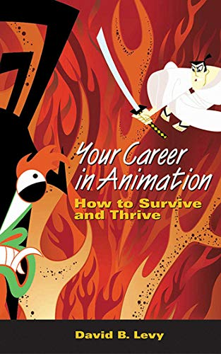 9781581154450: Your Career in Animation: How to Survive and Thrive