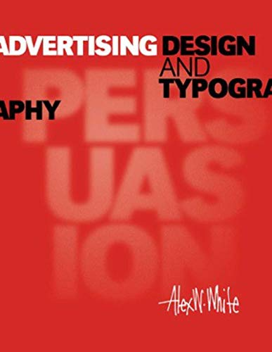 9781581154658: Advertising Design and Typography