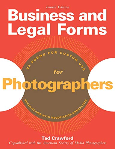 9781581156690: Business and Legal Forms for Photographers - (CD NOT INCLUDED)