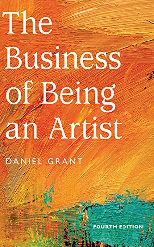 9781581156737: The Business of Being an Artist
