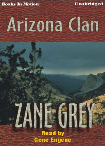 9781581161724: Arizona Clan