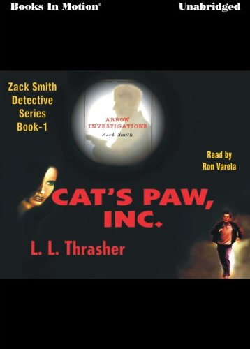 9781581163940: Cat's Paw, Inc by L.L. Thrasher, (Zack Smith Series, Book 1) from Books In Motion.com