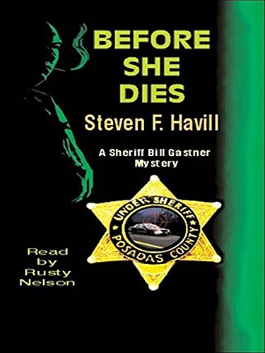 9781581166064: Before She Dies [Unabridged MP3CD] by Steven F Havill