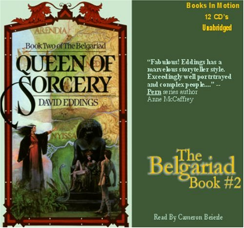 Queen of Sorcery: Eddings, David