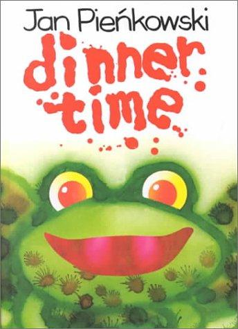 Dinnertime: Jan Pienkowski, Jan Pienkowski (Illustrator)