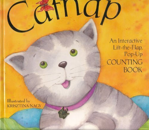 Catnap, An Interactive Lift-the-Flap, Pop-Up Counting Book