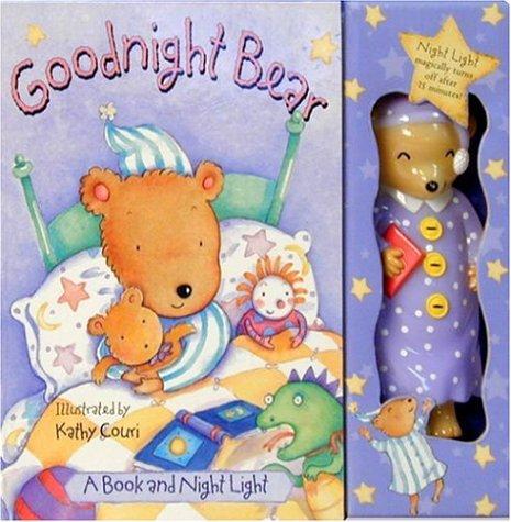 9781581170344: Good Night Bear: Book and Night Light