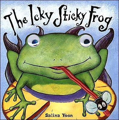 The Icky Sticky Frog: Bentley, Dawn