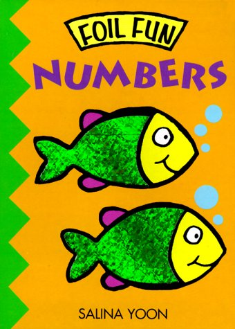 9781581170627: Numbers (Foil Fun Board Books)