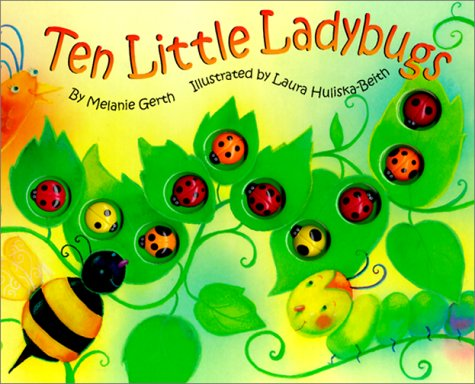 9781581170917: Ten Little Ladybugs
