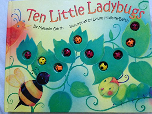 9781581171228: 10 Little Ladybugs (Large Version)