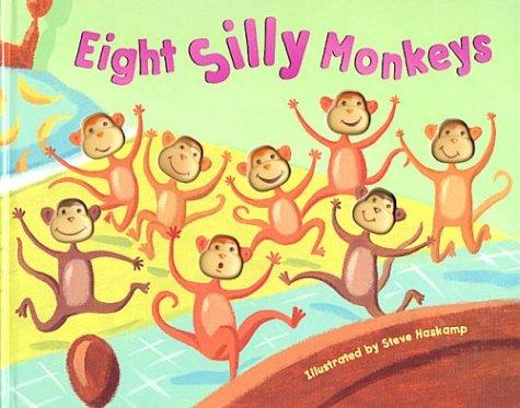 9781581172294: Eight Silly Monkeys
