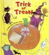 Trick or Treat! (A Halloween Shapes Book): Imperato, Teresa