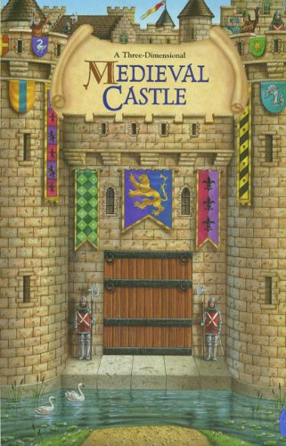 9781581173659: Medieval Castle: A Three-Dimensional