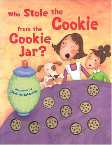 9781581173833: Who Stole the Cookies from the Cookie Jar