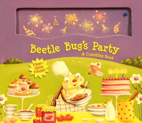 Beetle Bug's Party: A Counting Book: Depisco, Dorothea