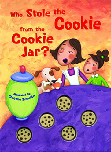 Who Stole the Cookie from the Cookie Jar? Mini Edition: Wang, Margaret