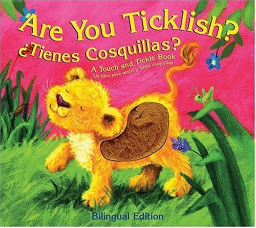 9781581174724: Are You Ticklish?/Tienes Cosquillas?