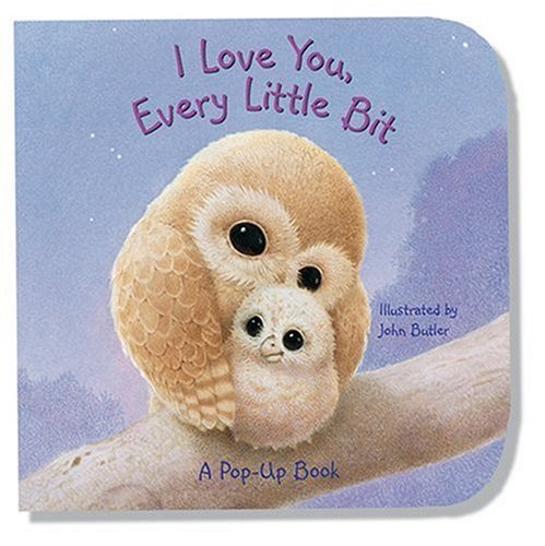 9781581174823: I Love You Every Little Bit: A Pop Up Book