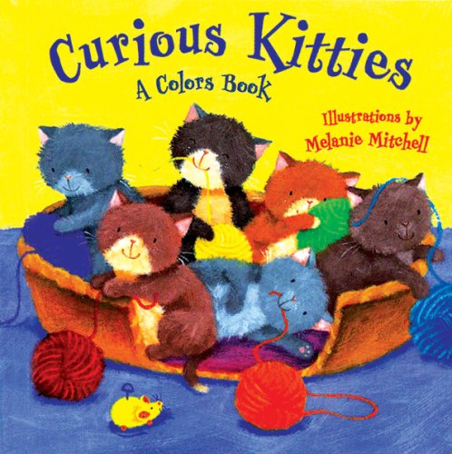 9781581175547: Curious Kitties: A Color Book