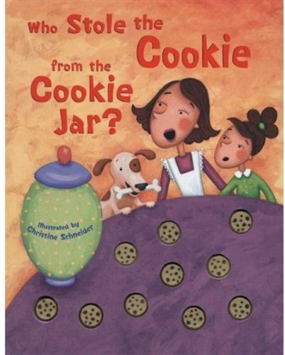 9781581175769: Who Stole the Cookie from the Cookie Jar?