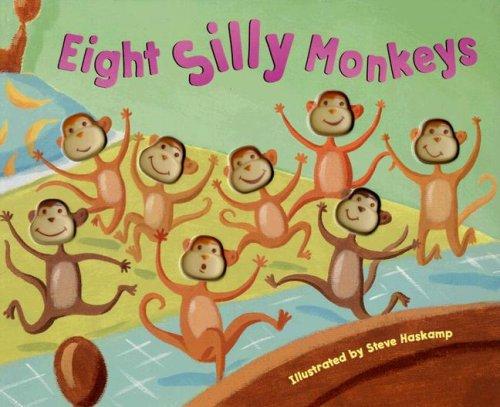 9781581175776: Eight Silly Monkeys