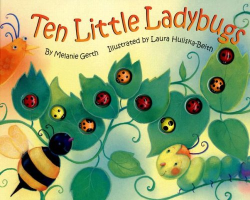 9781581175783: Ten Little Ladybugs