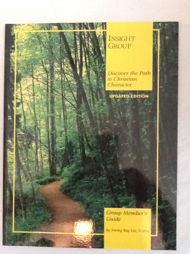 9781581190922: Insight Group: Discover the Path to Christian Character