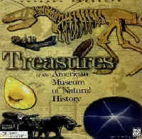 9781581250053: Treasures of the American Museum of Natural History [CD-ROM]