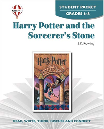 Harry Potter and the Sorcerer's Stone - Student Packet by Novel Units, Inc.: Novel Units; Inc.