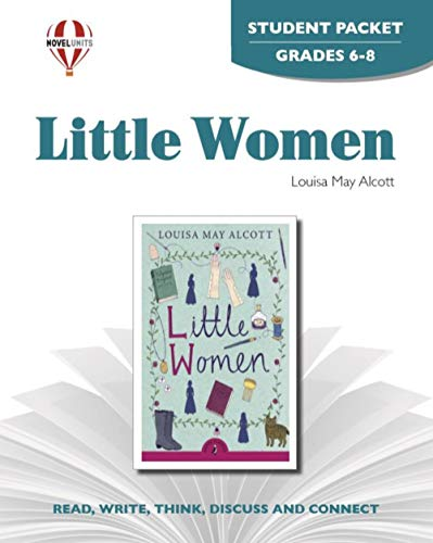 9781581306316: Little Women - Student Packet by Novel Units, Inc.