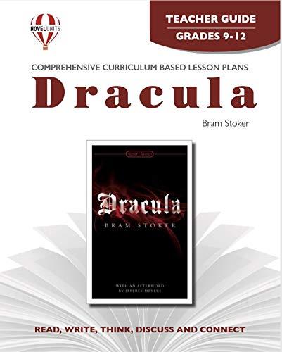 9781581306507: Dracula - Teacher Guide by Novel Units, Inc.