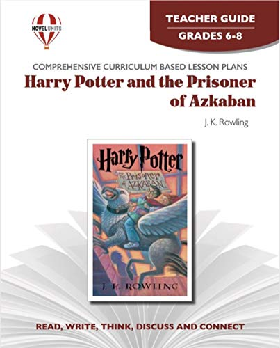 Harry Potter And The Prisoner Of Azkaban: Units, Novel; Inc.