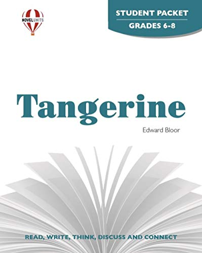 Tangerine - Student Packet by Novel Units, Inc.: Novel Units; Inc.