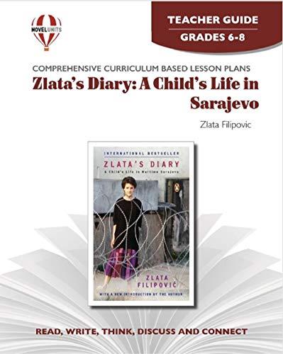 9781581307047: Zlata's Diary - Teacher Guide by Novel Units, Inc.