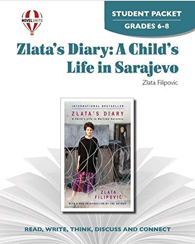 Zlata's Diary - Student Packet by Novel Units, Inc.: Novel Units; Inc.