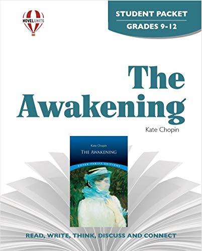 9781581307573: Awakening - Student Packet by Novel Units, Inc.