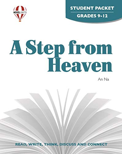 9781581307733: Step From Heaven - Student Packet by Novel Units, Inc.