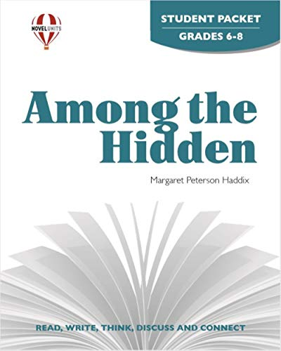 9781581307795: Among the Hidden - Student Packet by Novel Units, Inc.