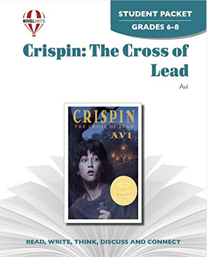9781581308051: Crispin: The Cross Of Lead - Student Packet by Novel Units, Inc.