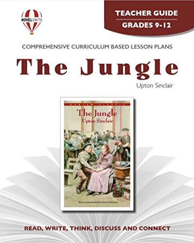 9781581309003: Jungle - Teacher Guide by Novel Units, Inc.