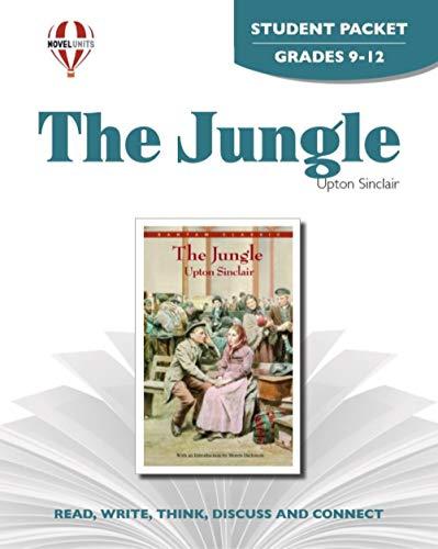 9781581309010: Jungle - Student Packet by Novel Units, Inc.
