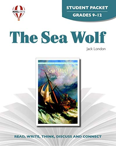 9781581309317: The Sea Wolf - Student Packet by Novel Units