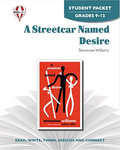9781581309515: Streetcar Named Desire - Student Packet by Novel Units, Inc.