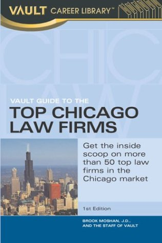 Vault Guide to the Top Chicago Law: Brook Moshan; Hussam