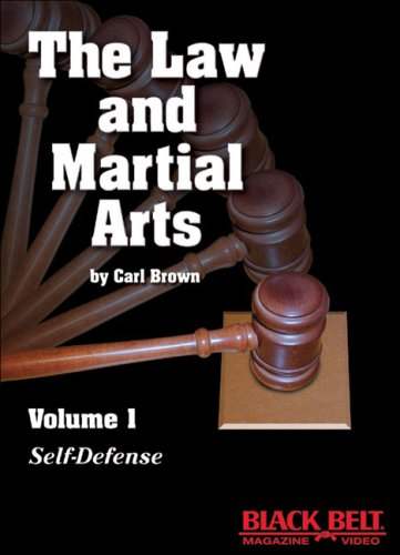9781581332889: The Law and Martial Arts, Vol. 1