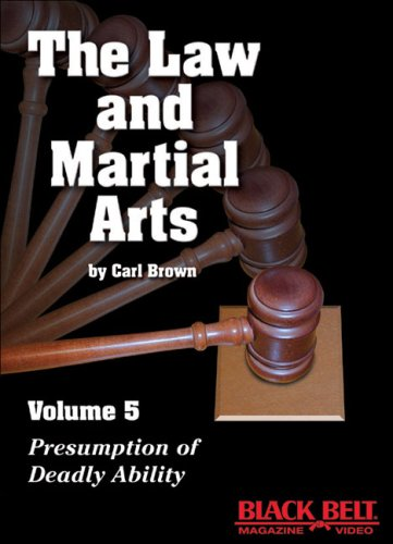Law and Martial Arts: Brown, Carl